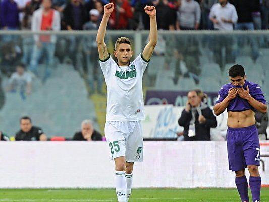 Fiorentinas letzte Chance ist dahin