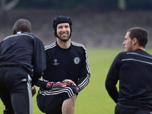 Cech beim letzten Ligamatch nicht dabei