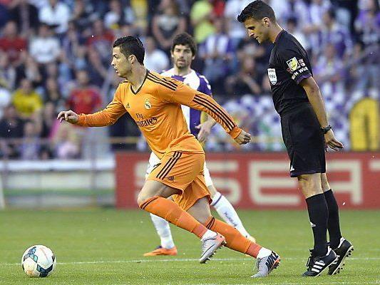 Ausrutscher von Madrid in der Liga