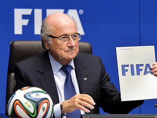 Blatter hat wieder einmal seine Meinung gewechselt