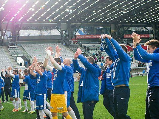 Grödig löste Europa League-Ticket