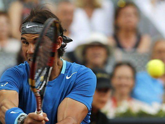 Nadal profitierte von Aufgabe Nishikoris