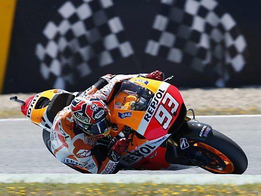 Marquez ist jüngster MotoGP-Weltmeister