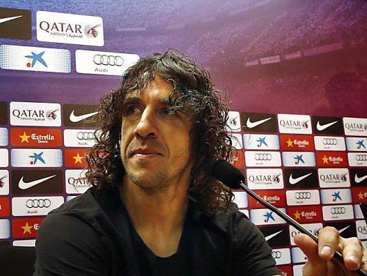 Zukunft von Carles Puyol noch ungewiss
