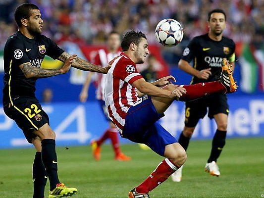 Showdown in Barcelona