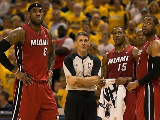In Indiana war für Miami nichts zu holen