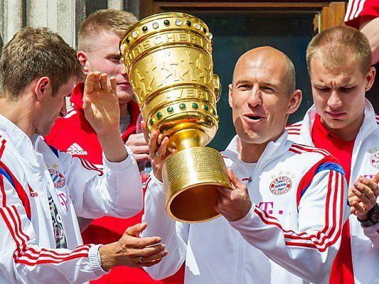 Bayern auch wegen Tor-Fehlentscheidung Cupsieger