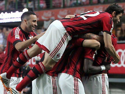Wohl keine langanhaltende Freude in Mailand