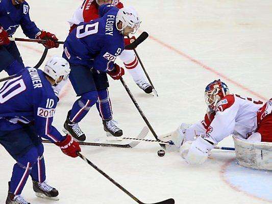 Frankreich schlug Dänemark 6:2