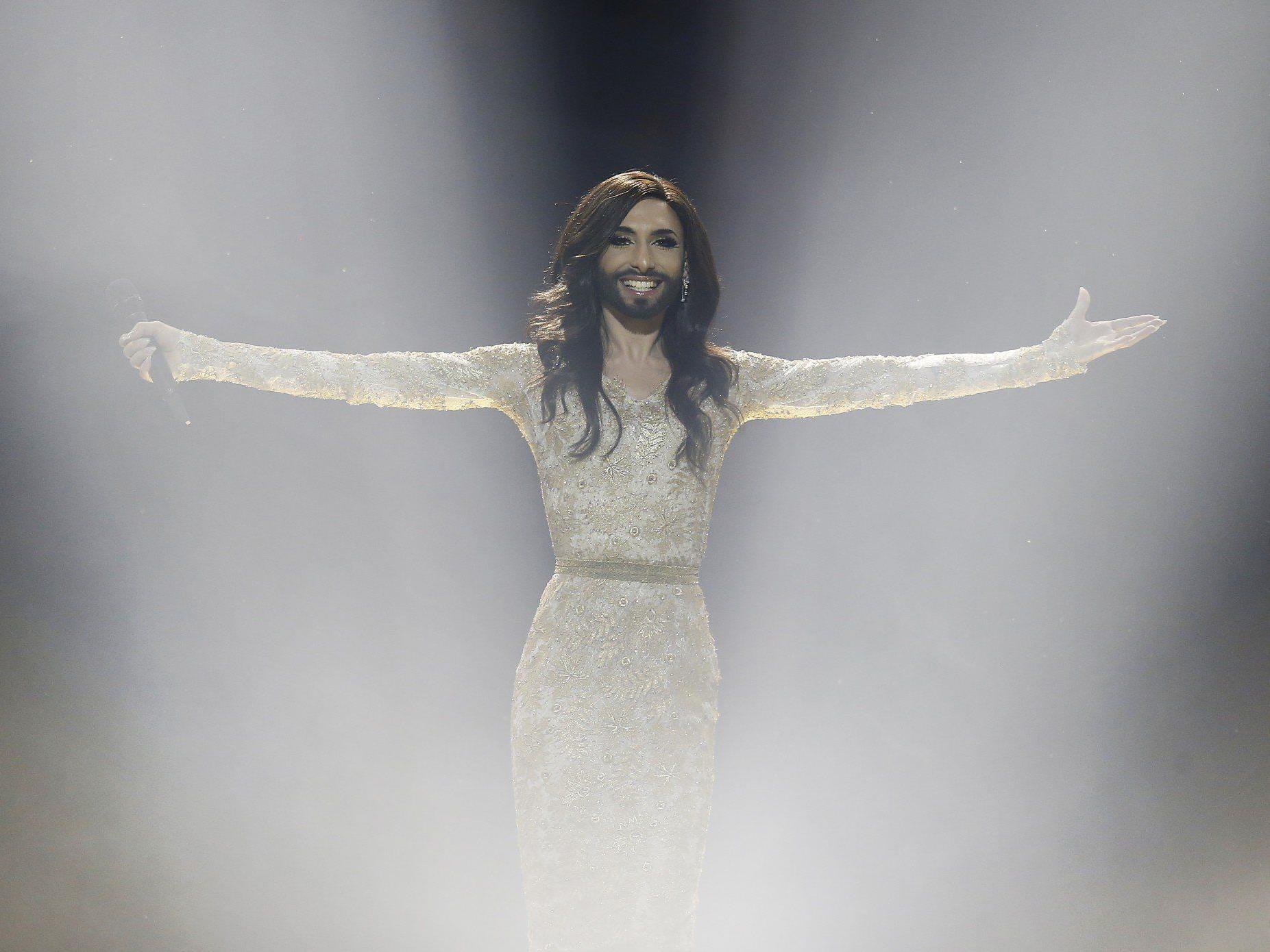 Song Contest 2014: Wettbüros sehen Conchita Wurst schon auf Platz 2