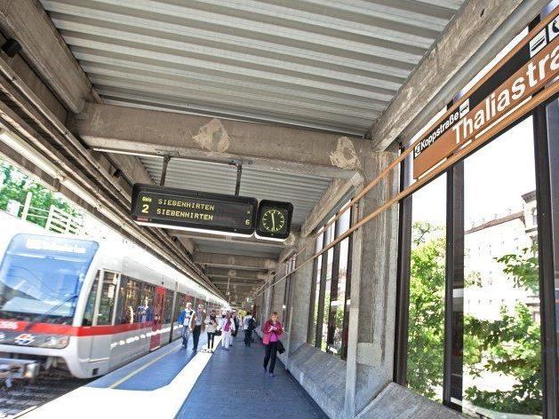 Ab Mai startet die Sanierung mehrerer U6-U-Bahn-Stationen.
