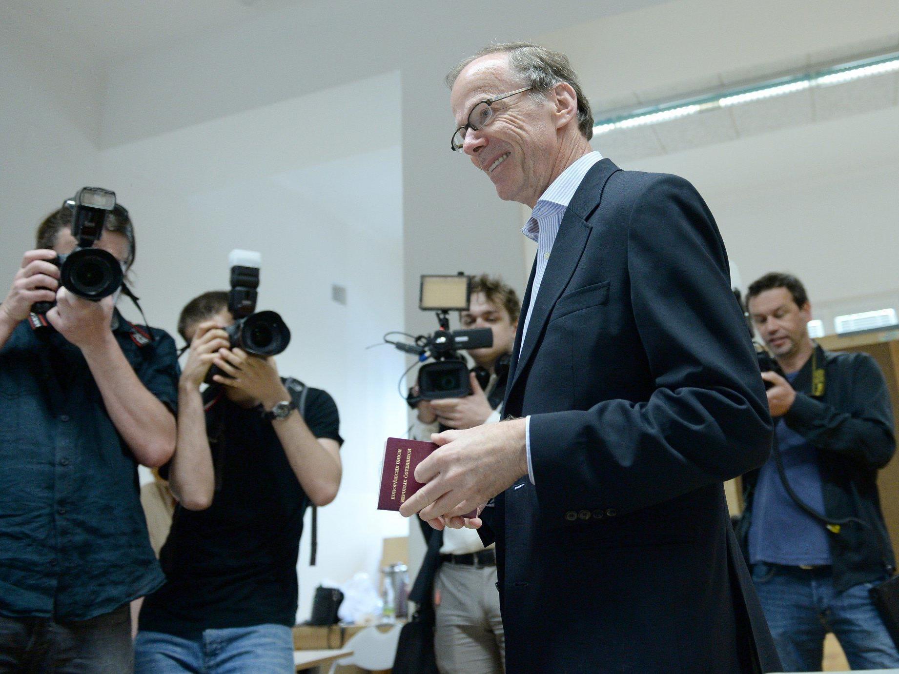 EU-Wahl: Eugen Freund sicherte trotz Pannen den zweiten Platz für die SPÖ.