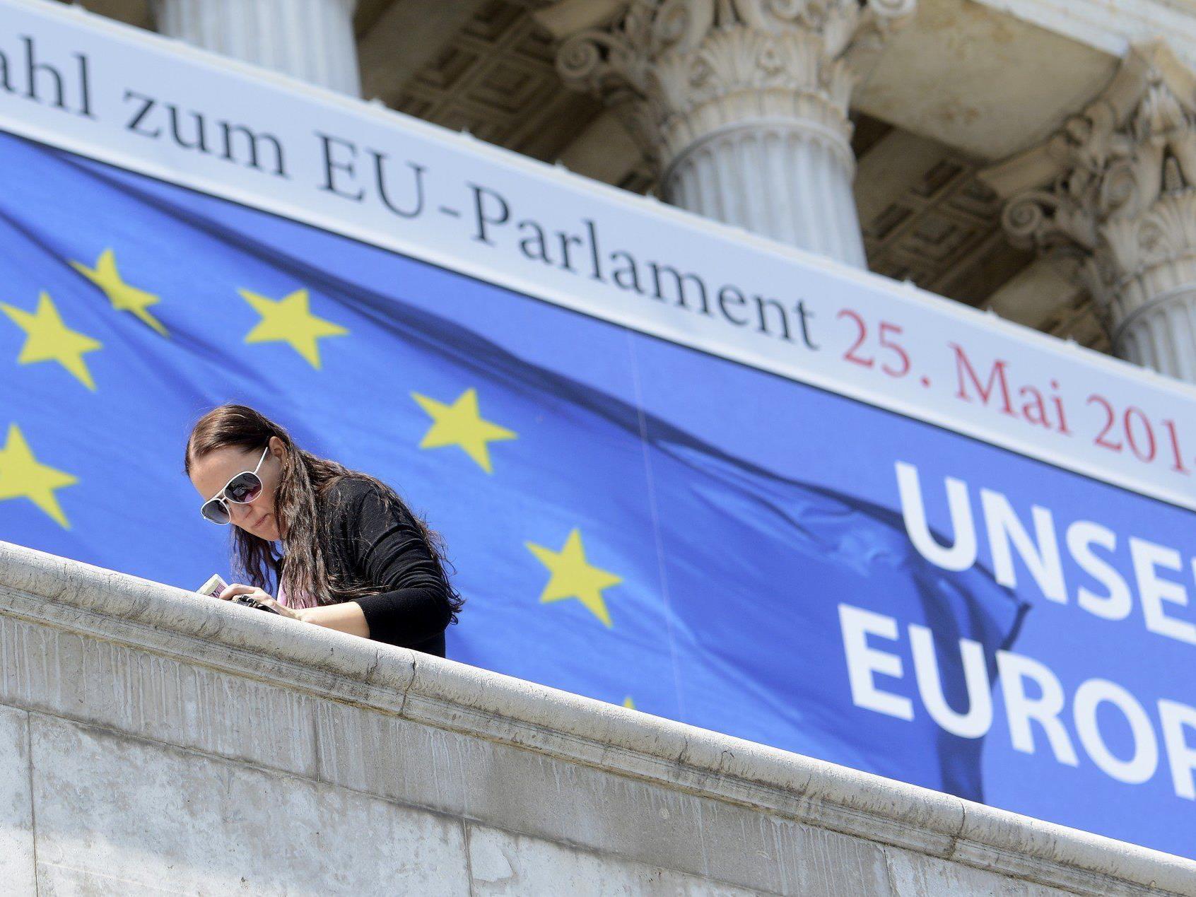 Wir halten Sie am Tag der Europawahl in unserem Live-Ticker auf dem Laufenden.