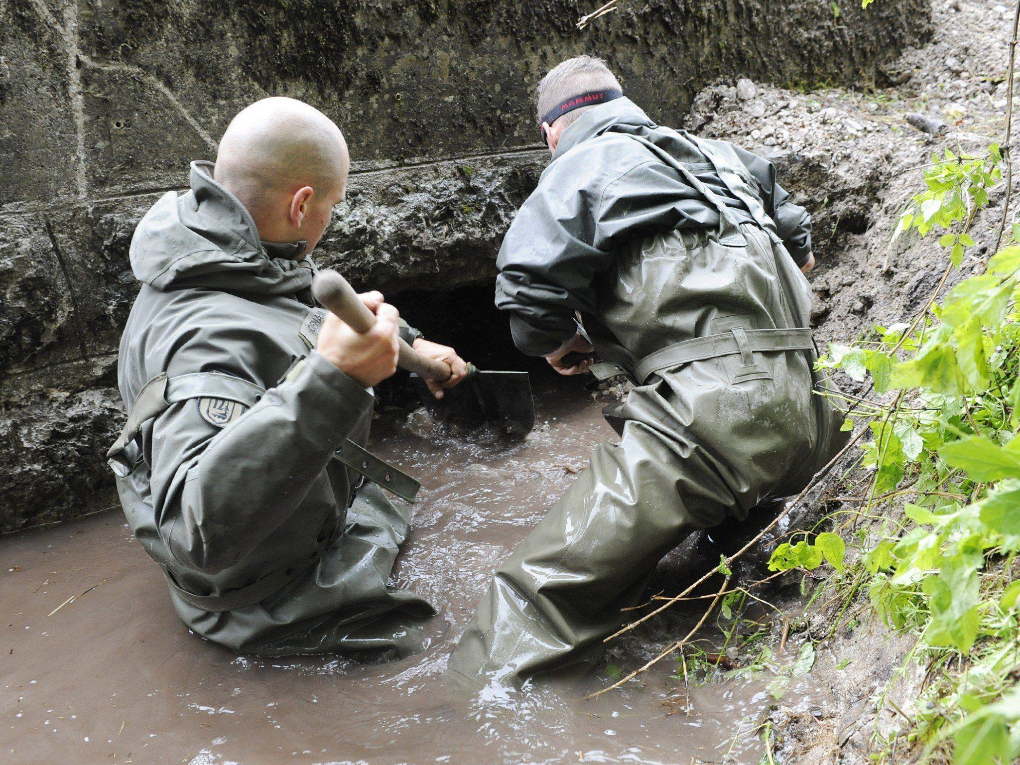 Hochwasser - NÖ Feuerwehren standen mit 5.100 Kräften im Einsatz