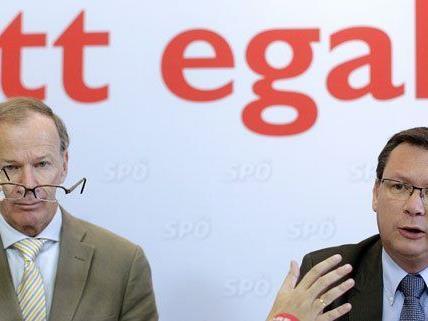 SPÖ-Bundesgeschäftsführer Norbert Darabos kritisiert FPÖ und ÖVP.