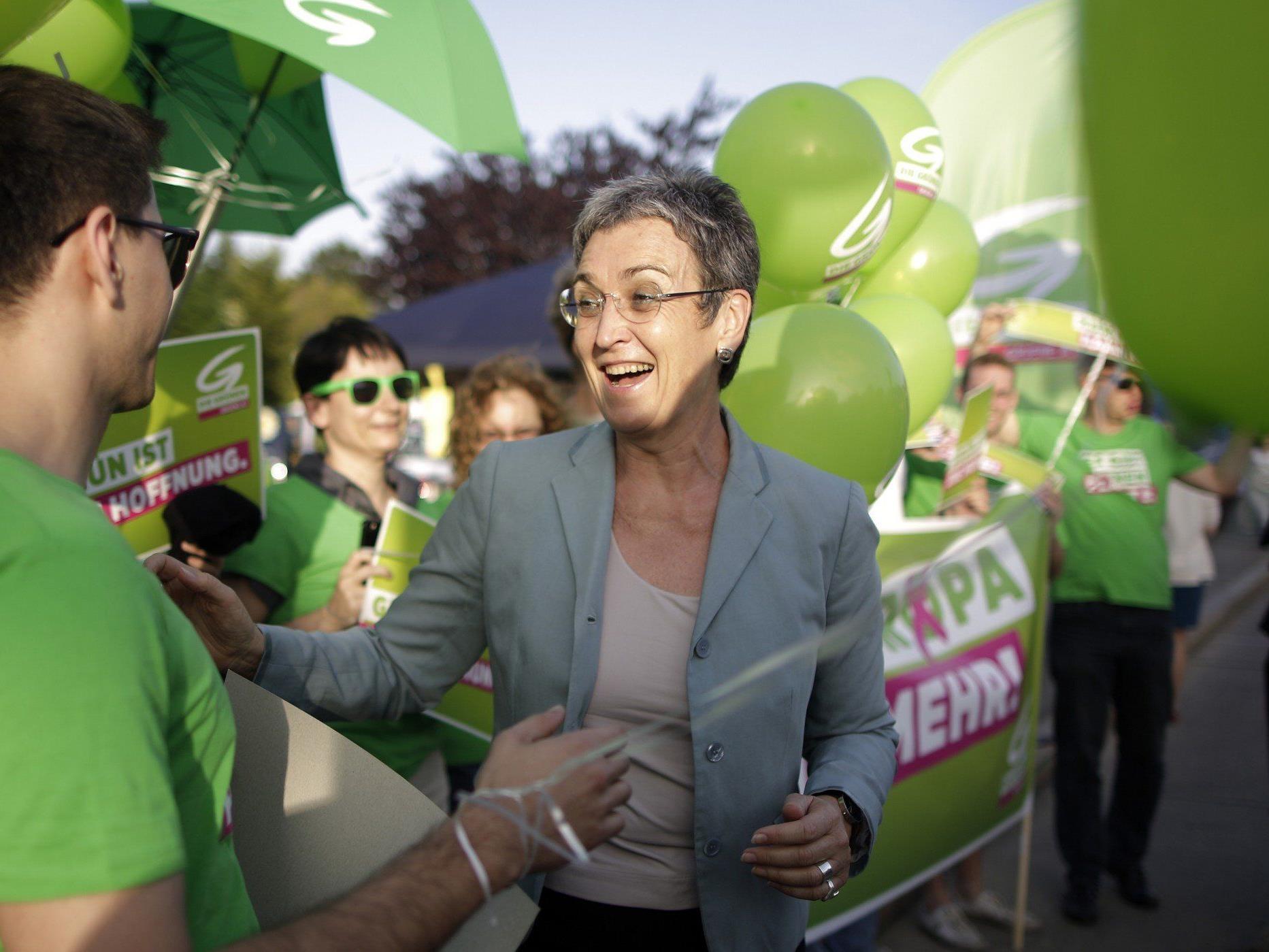 EU-Wahl - Grüner Abschluss für stärkeres Europa