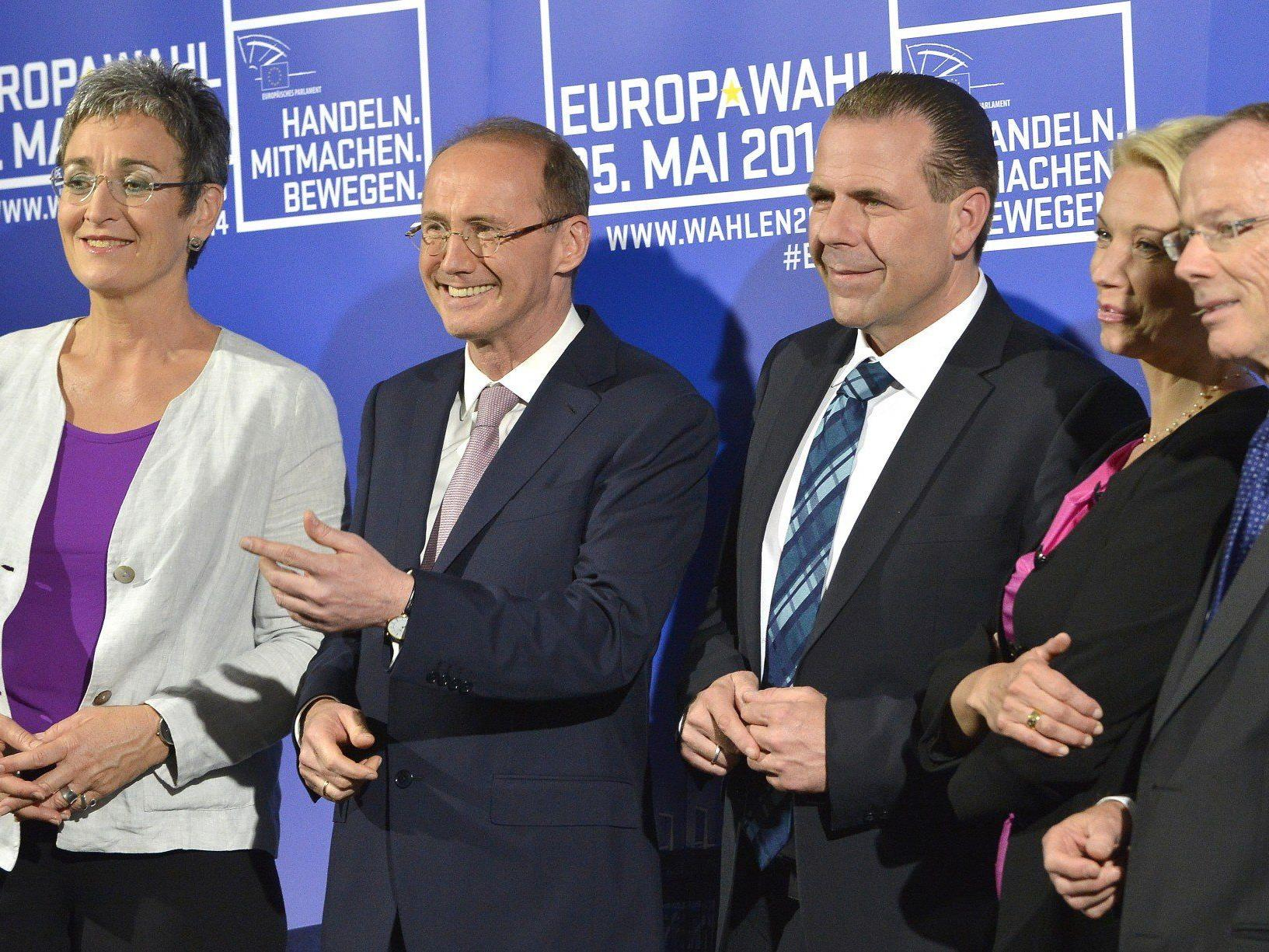 Am Montag lag bereits das Endergebnis der Europawahl für Wien vor.
