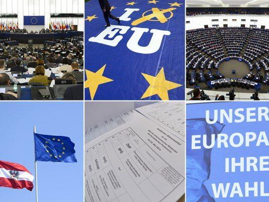 Von 22. bis 25. Mai wählen die Unionsbürger das Europaparlament.