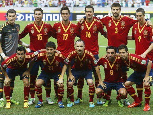 Spielplan und Ergebnisse der Gruppe B bei der Fußball-Weltmeisterschaft 2014