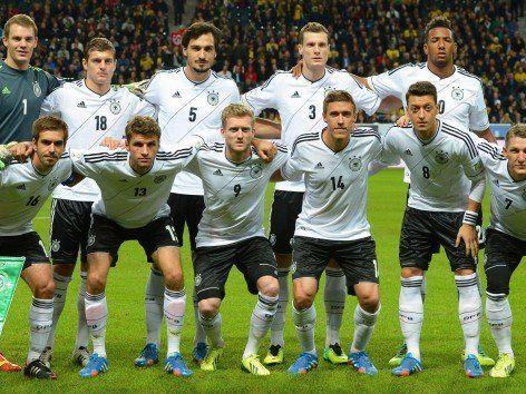 Spielplan und Ergebnisse der Gruppe G bei der Fußball-Weltmeisterschaft 2014