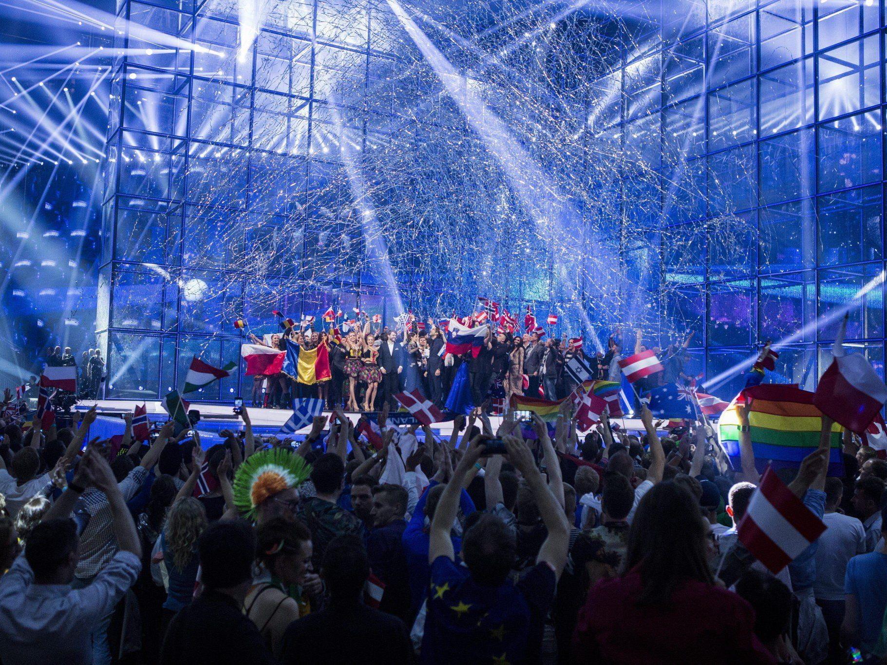So viel könnte Österreich die Ausrichtung des Eurovision Song Contests kosten.