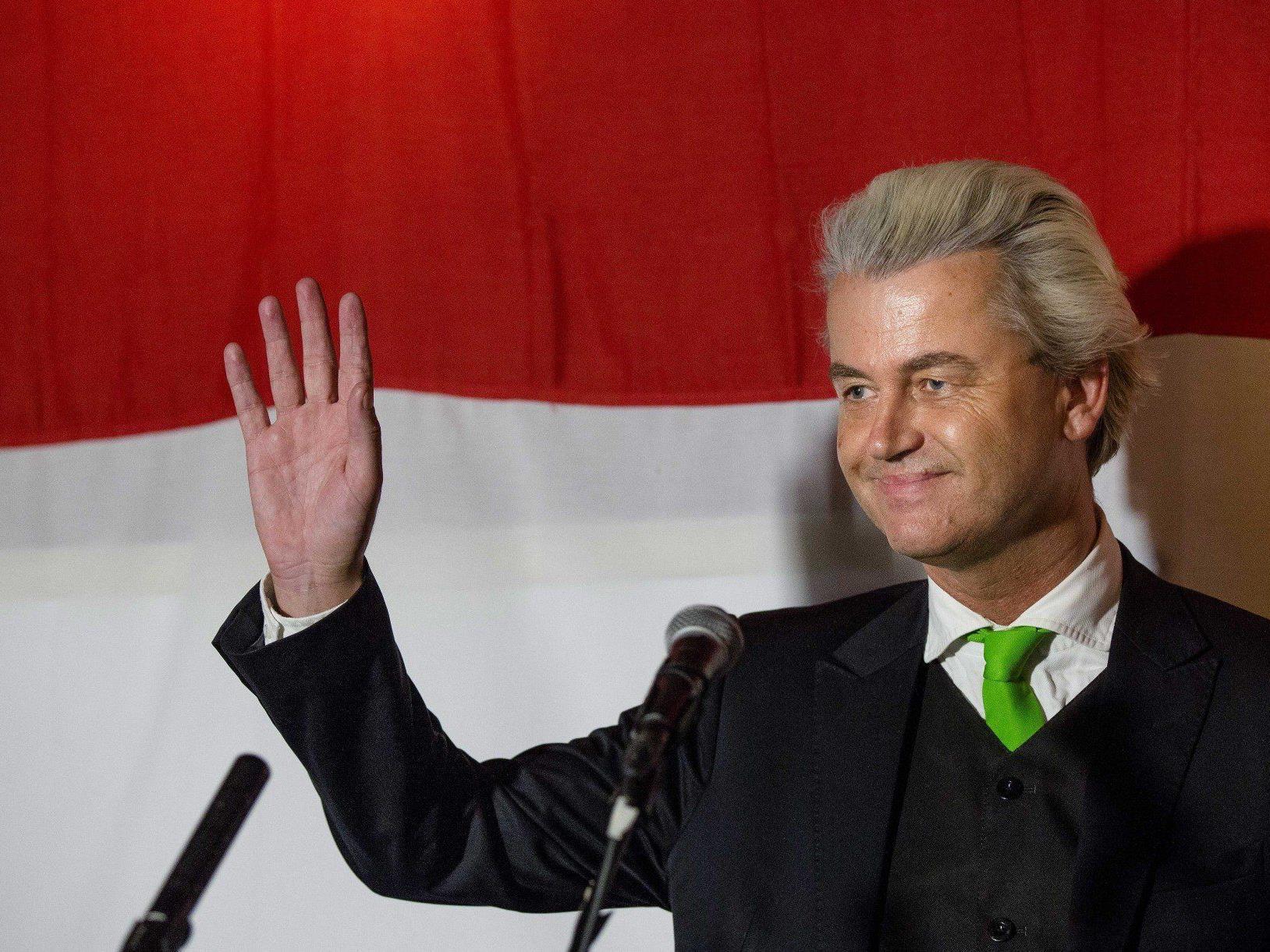 Gert Wildeers verlor nach ersten Hochrechnungen rund fünf Prozent der Stimmen bei der EU-Wahl.