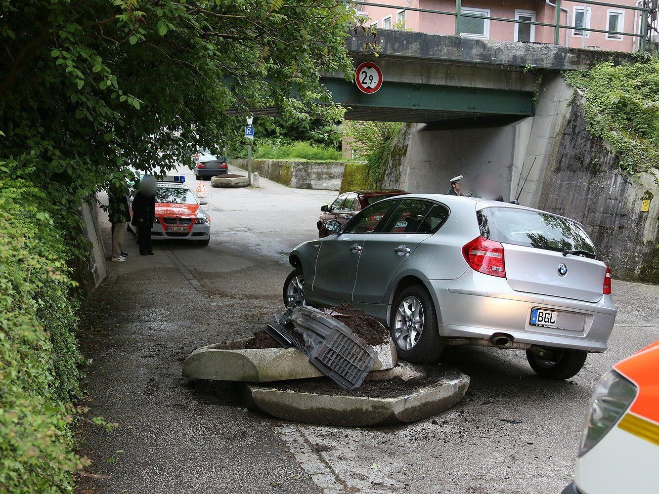 Die Unfälle ereigneten sich im Abstand von nur zehn Minuten.