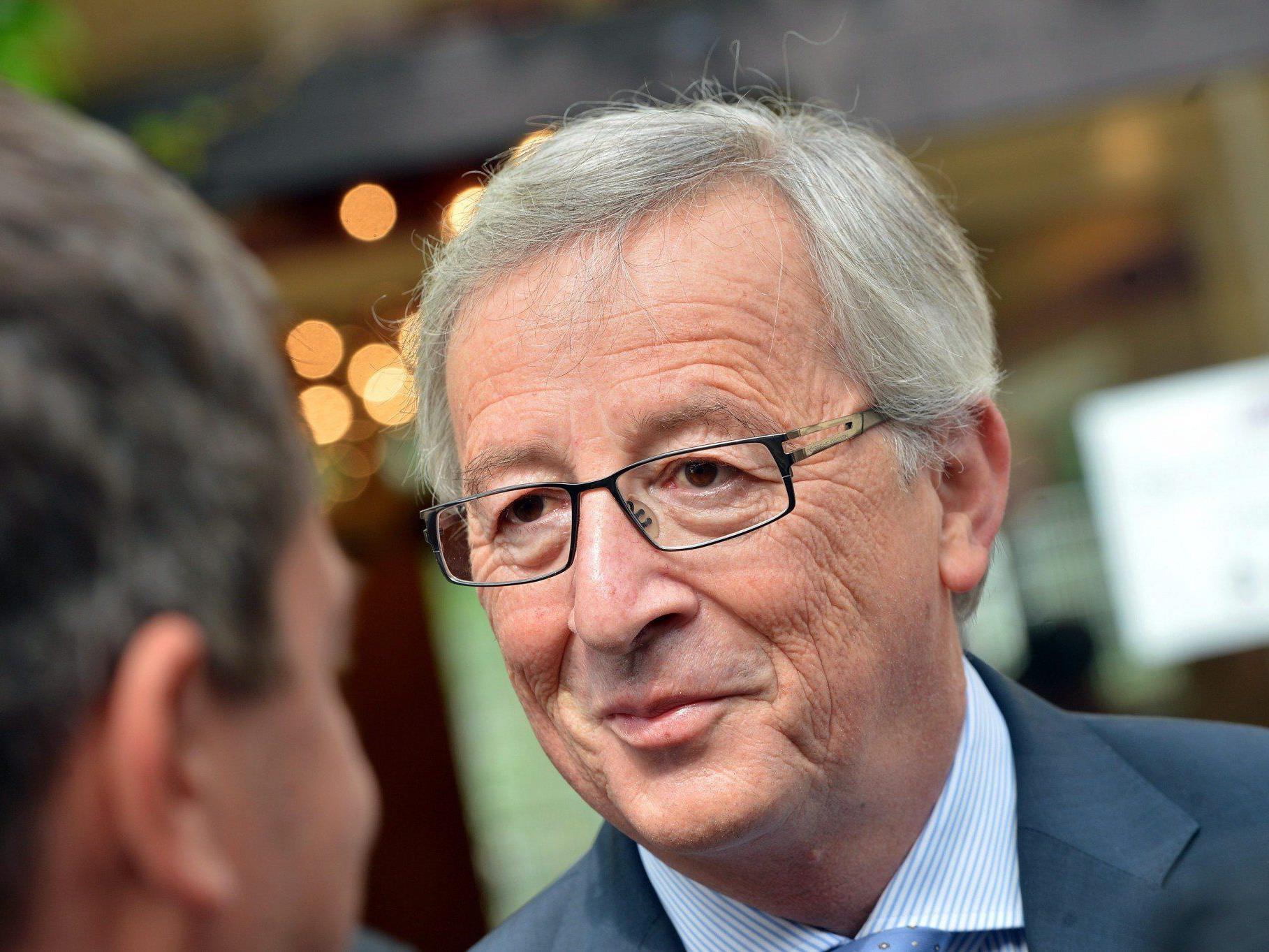 """211 Mandate für """"Junckers"""" EVP."""