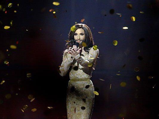 Wurst feierte in Kopenhagen einen absoluten Erfolg - mit dem Lied von Ali Zuckowski