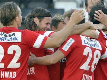 Die Admira darf auch in der kommenden Saison in der Bundesliga spielen.