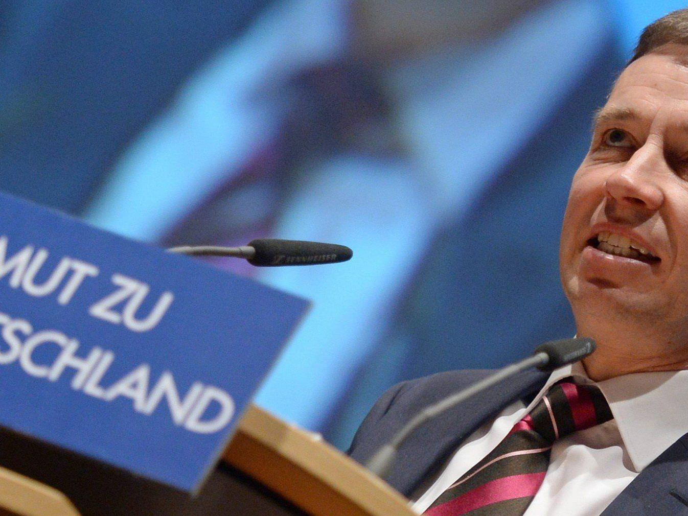 ARD: CDU/CSU bei 36 Prozent, Sozialdemokraten bei 27,5 Prozent - AfD aus dem Stand bei 6,5 Prozent.