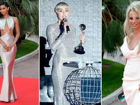 Das waren die World Music Awards in Monaco.