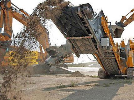 Wiener Baufirma GK construction hat nun Konkurs angemeldet.
