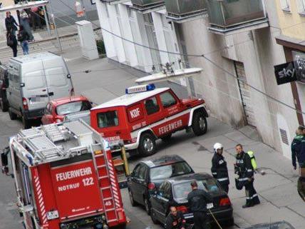 Brandeinsatz am Freitag in Wien-Ottakring.