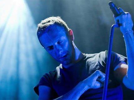 Zurück zur Melancholie: Coldplay mit neuer Platte.