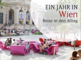 Tonja Pölitz berichtet in ihrem Buch über ihre (sprachlichen) Probleme in Wien.