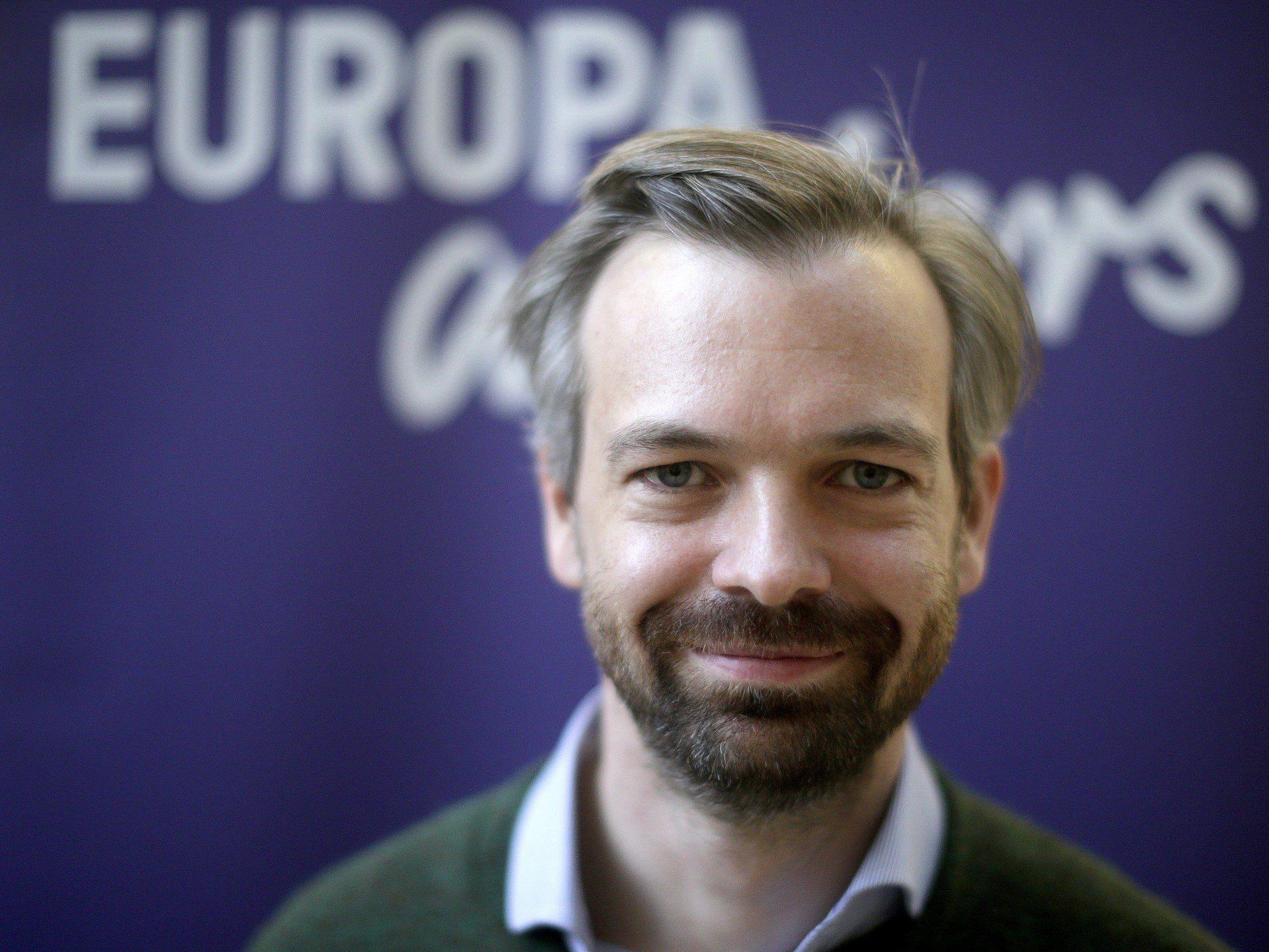 Martin Ehrenhauser geht für Europa Anders ins EU-Wahl-Rennen.