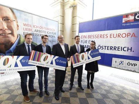 Die Endspurt vor der Europawahl läuft auf Hochtouren.