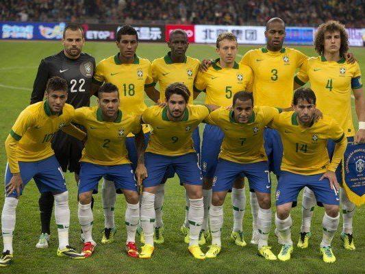 Spielplan und Ergebnisse der Gruppe A bei der Fußball-Weltmeisterschaft 2014.