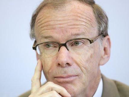 SPÖ-Spitzenkandidat Eugen Freund wünscht sich einen EU-Außenminister.