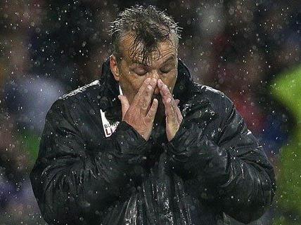 Herbert Gager ist ab sofort nicht mehr Austria-Cheftrainer.
