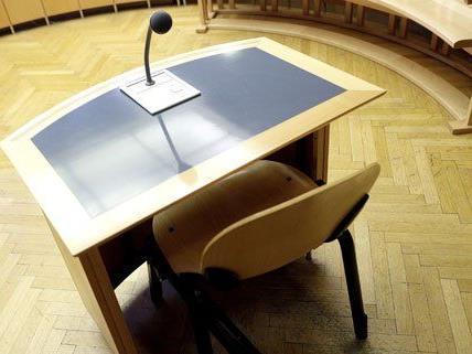 Schlepper-Prozess im Burgenland.