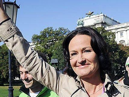 Bei der EU-Wahl setzten viele Wiener ihr Kreuzerl bei den Grünen.