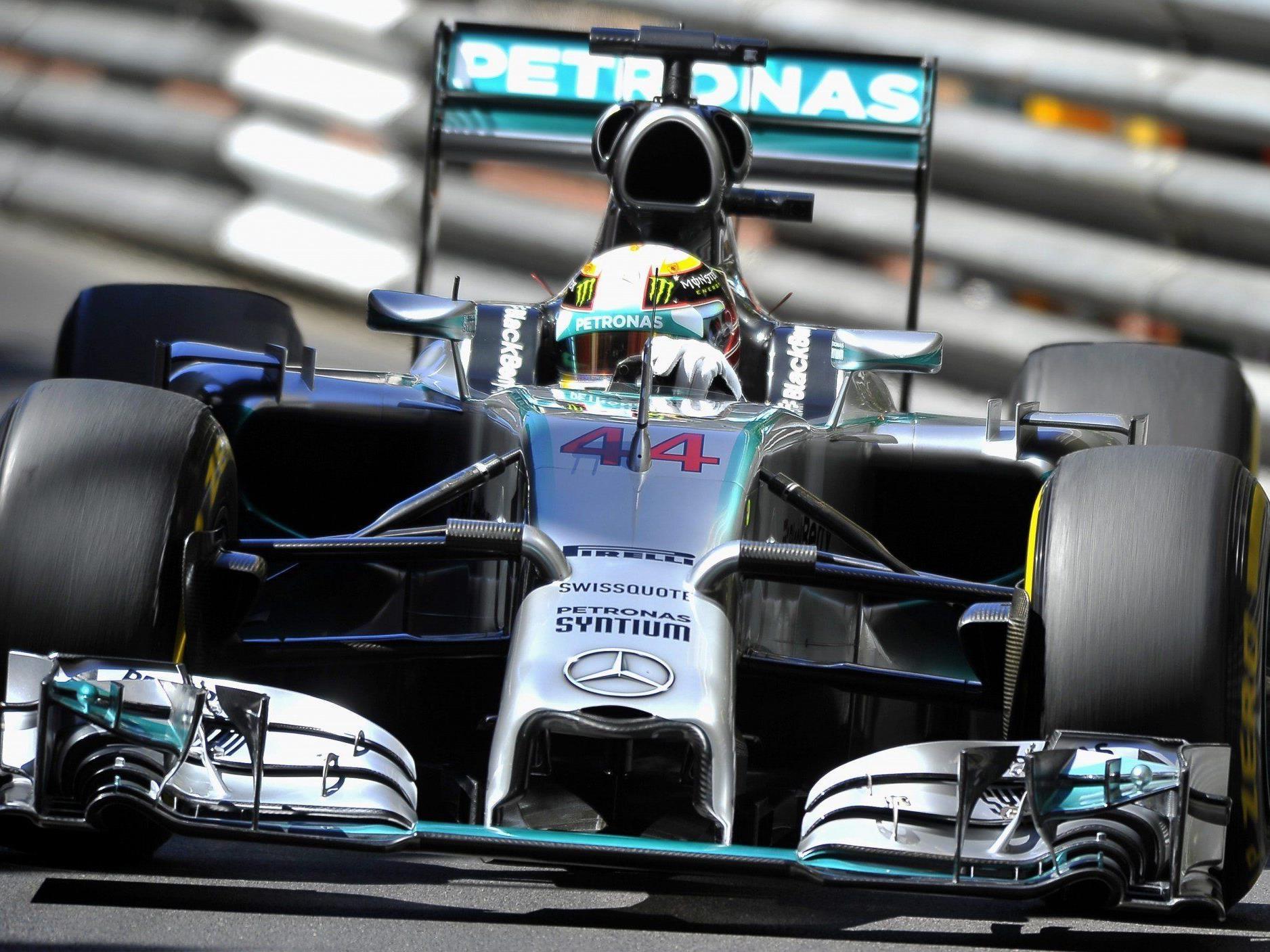 Hamilton vor Start-Ziel-Sieg?