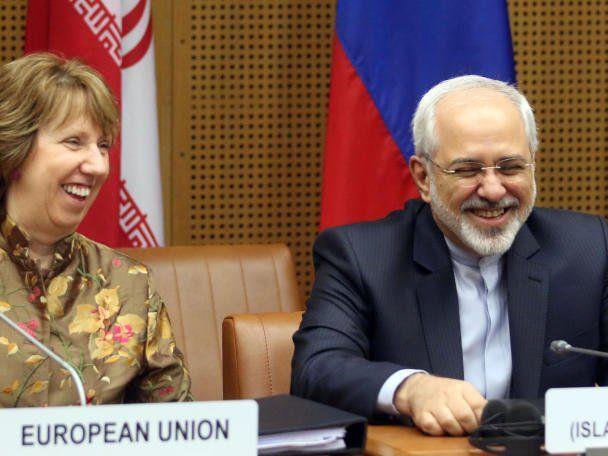 Gute Gesprächsbasis bei den Atomgesprächen in Wien.