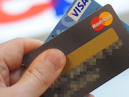 Kreditkartenbetrug in Wien ist aufgeflogen.