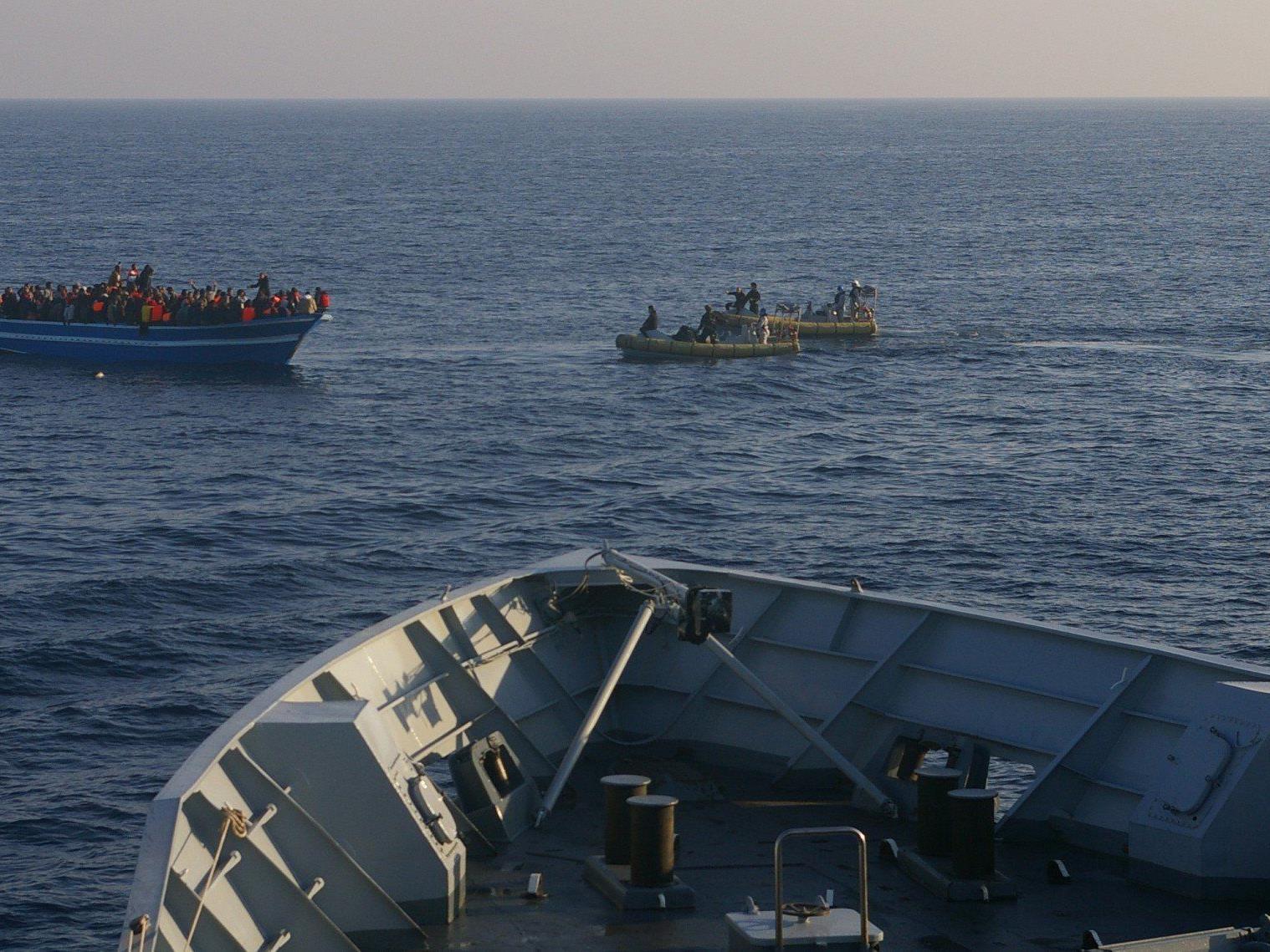Erneut Flüchtlingsboot vor Lampedusa gekentert