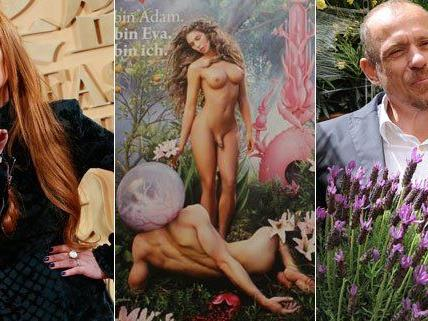 Life Ball - Internationale Stars, nationaler Plakatwirbel