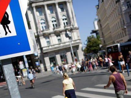 Der Umbau der Mariahilfer Straße beginnt am 19. Mai.