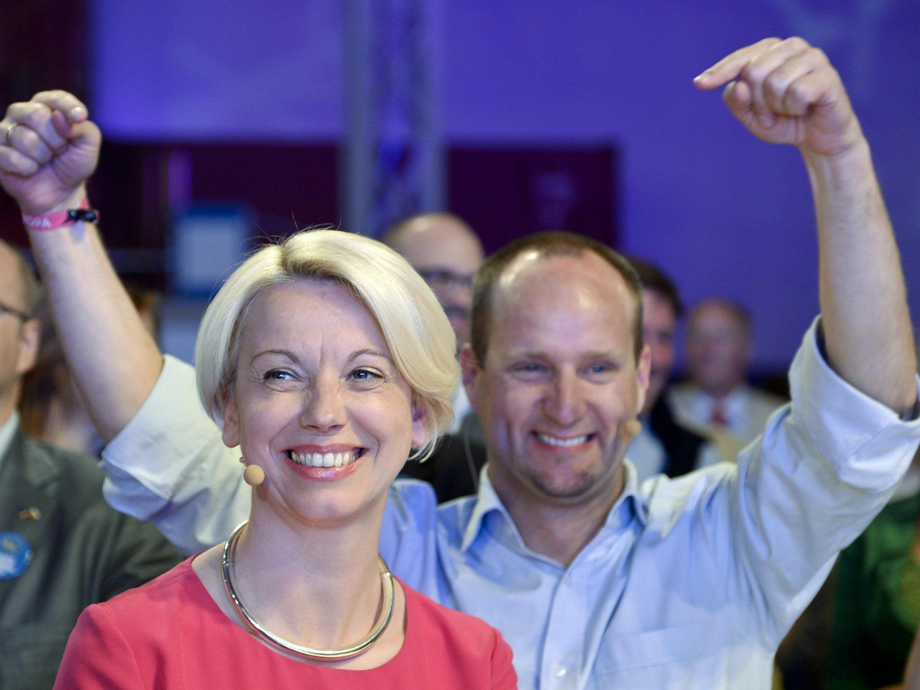 Angelika Mlinar ist die NEOS-Spitzenkandidatin für die EU-Wahl 2014.